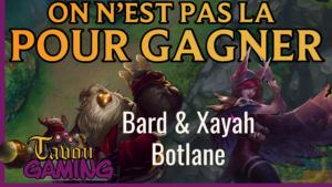 ON N'EST PAS LA POUR GAGNER | League of Legends [Condensé]