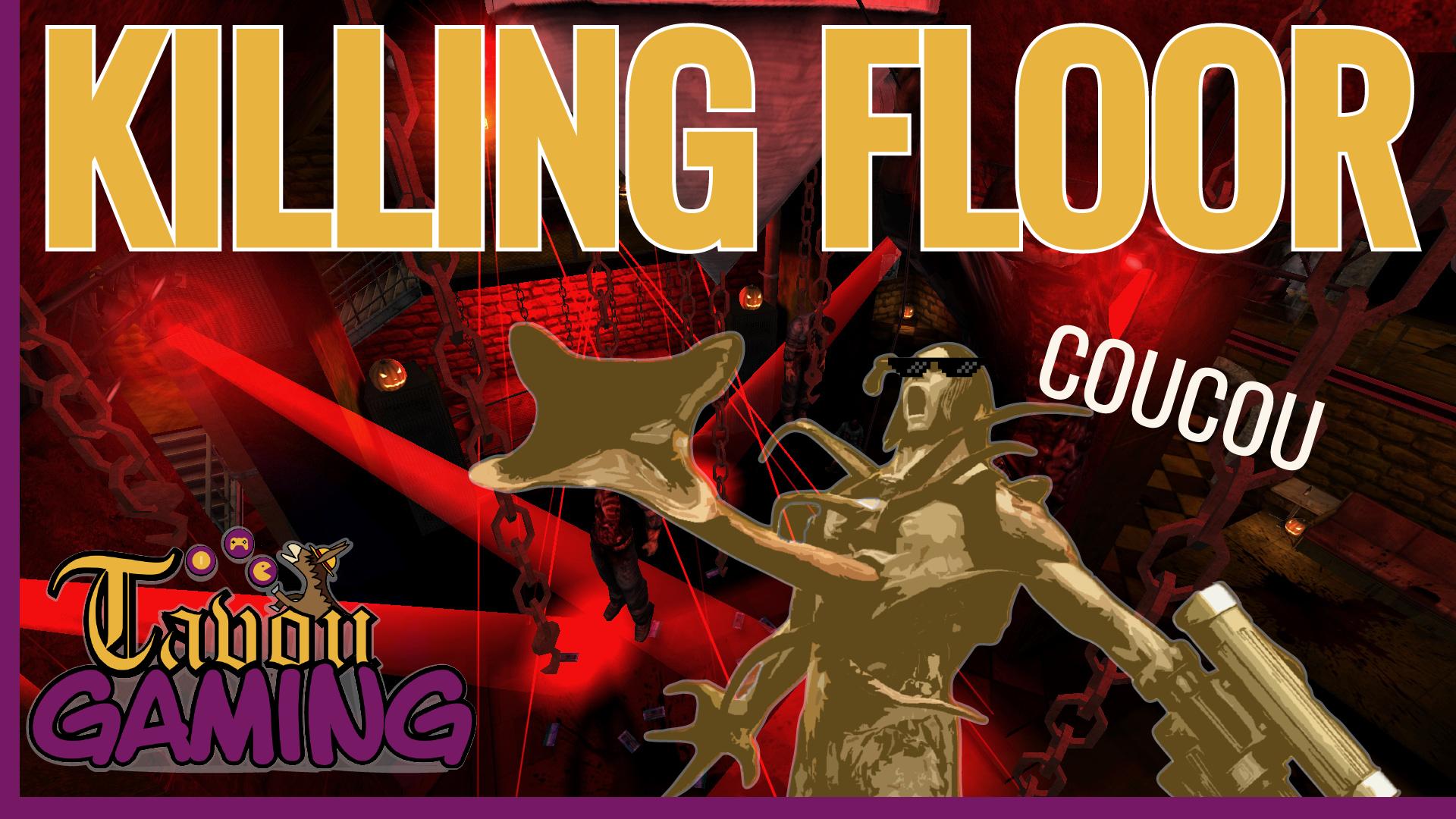 SOUFFRIR ENSEMBLE | KILLING FLOOR