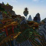 Milles montagnes de l'asie